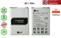 Genuine New LG BL-51YF Replacement Battery for LG G4 Original Capacity 3000mAh