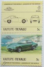 1961 Lotus Elite Car Sellos (líderes del mundo / Auto 100)