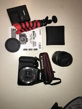 Canon EOS Rebel T6 18.0MP Digital SLR Camera - Black