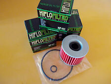 Honda CB 750 CB 550 CB 500 CB 400 CB 350 Oil Filters HF 401 (3 pack)