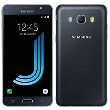 Samsung GALAXY J5 (2016) - Schwarz - 4G LTE - 16 GB