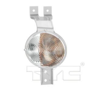 Parking Light-Park and Signal Light Combo Front Right TYC fits 02-08 Mini Cooper