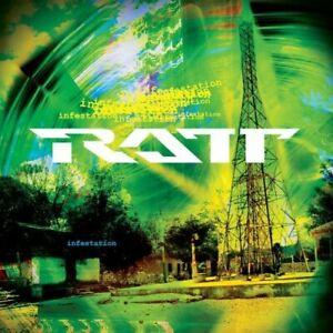 CD RATT INFESTATION BRAND NEW SEALED
