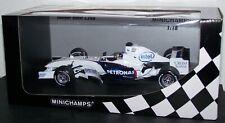 """1:18 Vettel SAUBER BMW C24B """"BMW World Finale Valencia 2006"""" OVP ltd. 999pcs"""