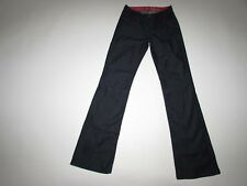 4c559a6b3fc CJ by Cookie Johnson Womens Grace Boot Cut Jeans Size 25 x 34 Mid Rise Dark