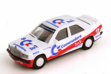 1:87 MERCEDES-BENZ 190E W201 DTM 1986 Commodore LUI 9 Franz agrafer - Herpa 3570
