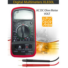 Digital LCD Multimeter Messgerät Multifunktionstester Ohm Transistor Widerstand