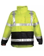 New listing Tingley Icon Yellow Green Jacket J-24122 Xl