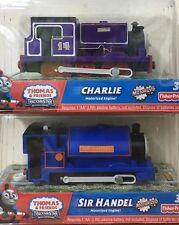 Fisher Price Trackmaster Thomas & Friends Motorized Charlie & Sir Handel