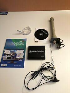 Airnav Radarbox with 2 antennas & book