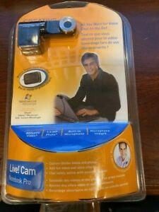 Creative Live! Cam Notebook Pro USB Webcam Built-In Microphone New with BONUS