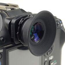 DSLRKIT 1.08x-1.60x zoom viewfinder eyepiece magnifier for Canon Nikon etc.