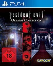 Resident Evil: Origins Collection (Sony PlayStation 4) Versiegelt NEU OVP