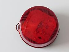 Strobe light LED Red round 12V DC 24V DC 60 strobes minute CSL05-CS