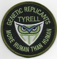 PARCHE BLADE RUNNER TYRELL MORE HUMAN THAN HUMAN   PATCH