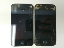 Lot of 2 Apple iPod Touch 4th Gen. Black (16GB) A1367 -- Parts / Repair