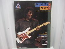 Buddy Guy A thru J Collection Sheet Music Song Book Guitar Tab Tablature