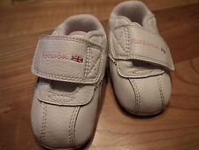 Reebok Baby Girl Shoes - size 1,5     (85)