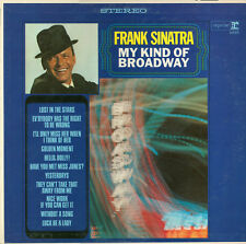Frank Sinatra - My Kind Of Broadway - VINYL - Very Good - 1965