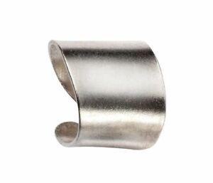 925 Sterling Silver Plain Design Ear Cuff (Design 17)