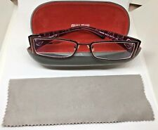 e166d6158eaf Ladies Miu Miu LILAC prescription glasses frames VMU50B 50 15 8AZ-101 135