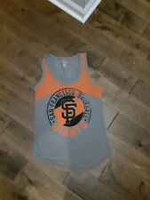 San Francisco Giants MLB Women's Tank Top