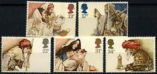 GB QEII 1984 SG # 1267-1271 Natale MNH Set #D 51468