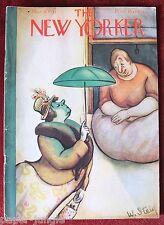 The New Yorker Magazine ~ March 18, 1933 ~ William Steig