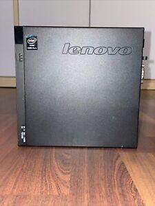 LENOVO ThinkCentre M93p Tiny Desktop, Intel Core i5-4570T, 16 Gb RAM , 500gb Hdd