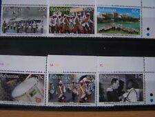 BAHAMAS,2013,BAHAMAS POLICE  FORCE BAND,120TH ANNIV,SET OF 6 VALS,U/M,CAT £10.