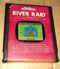 RIVER RAID ! PAL REGION ! FOR ATARI 2600 +  7800 ! CARTRIDGE ONLY ! TESTED!
