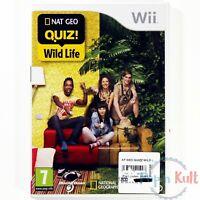 Jeu NatGeo Quiz! Wild Life [VF] sur Nintendo Wii NEUF sous Blister
