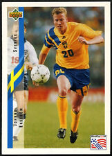 Johnny Ekstrom #77 World Cup Contenders Eng/Ger 1994 Football Card (C647)