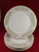 "EMPRESS CHINA ARCADIA 1015 MADE IN JAPAN 4 DINNER PLATE 10 5/8"" DIAMETER."