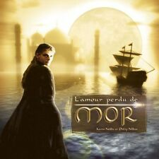 KARIN NOBBS & PHILIP N'BESS - L'AMOUR PERDU DE MOR - CD 8 TITRES - NEUF NEW NEU