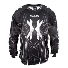 HK Army HSTL Line Jersey - Black - Medium **FREE SHIPPING** Paintball