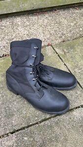 British Army Jungle Boots NEW Size 10W