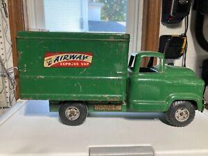 Buddy l Airway Express green van truck