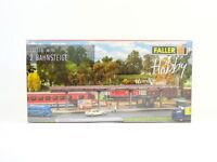 Faller H0 131366, 2 Bahnsteige, neu, OVP