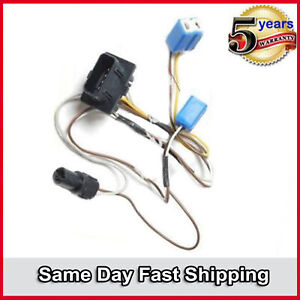 UPGRADED Headlight Wire Harness Ceramic Connector LEFT For BENZ E Class W210