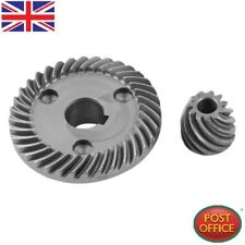 2 Pcs Replacement Spiral Bevel Gear for Makita 9553 Angle Grinder F5B5