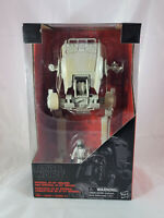 "Hasbro 2016 Star Wars Black Series Imperial AT-ST Walker & 3 3/4"" Driver NEW"