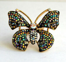 Butler and Wilson Butterfly Ring Adjustable One Size NEW SALE!!!!