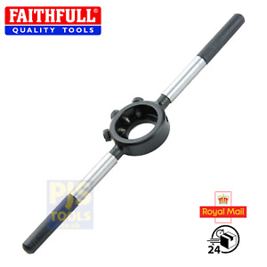 Faithfull FAIDSH112 1.1/2 inch 38mm circular die stock holder