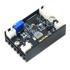 1W-5W 450nm 520nm Laser Diode Module 5A 12V Driver Board Circuit w/ TTL 0-150Khz