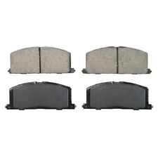 Disc Brake Pad Set-ST Front Federated D242