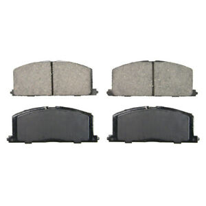 Disc Brake Pad Set-SST Front Federated D242
