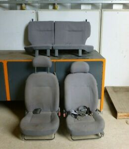 NISSAN MICRA LX K11 1994 FULL SET OF SEATS