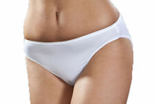 Polyester Patternless High Knickers for Women