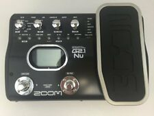 ZOOM Multi-effector for guitar Audio interface G2.1Nu EMS F/S from JAPAN